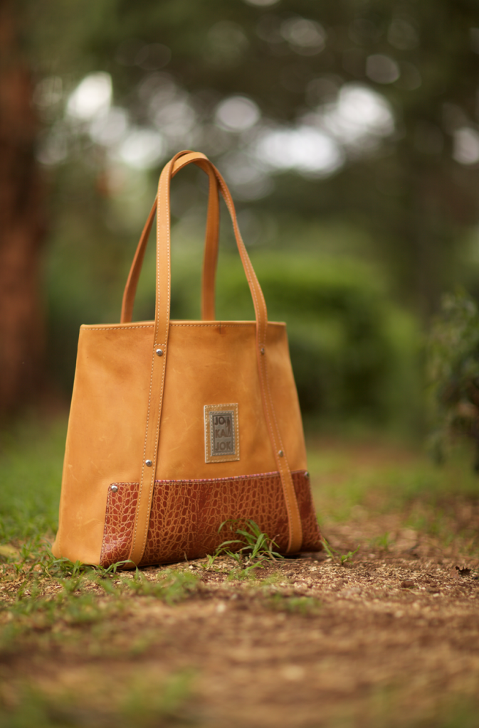 Summer Tote Handbag by Jokajok