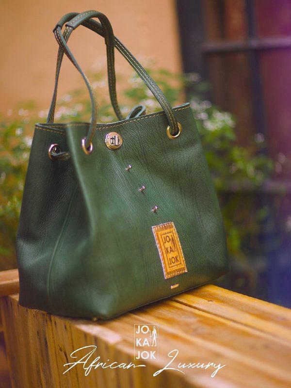 Wendo Handbag by Jokajok African Luxury