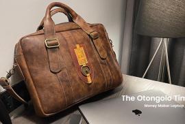 Laptop Bag by Jokajok African Luxury